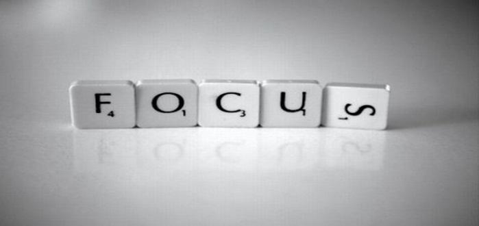 Pikiran Fokus adalah Kunci Kesuksesan Hidup Manusia